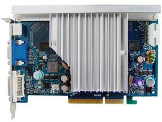 GeForce 7600gs AGP 8x 256MB DDR2